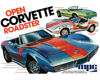 Chevrolet Corvette Convertible ´75 - 842